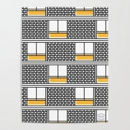 Hotel Montserrat -Detail- Poster