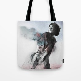 When the Rage in Me Subsides Tote Bag
