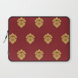 Free Marches (Red) Laptop Sleeve