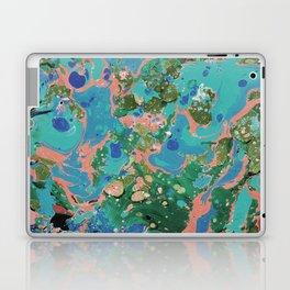 Marble texture 17 Laptop & iPad Skin