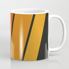 Retro 70s Stripes Coffee Mug