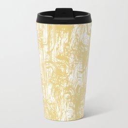 Golden paper Travel Mug