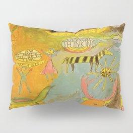 Magical Thinking Pillow Sham
