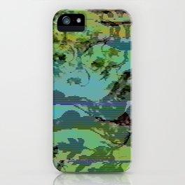 Z749 iPhone Case