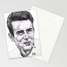 Rebel without a Cause Stationery Cards