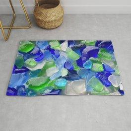 Sea Glass Rug
