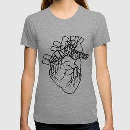 Elastic Heart T-shirt
