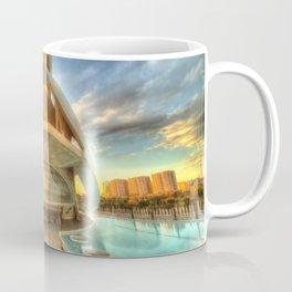 Opera Sunset Coffee Mug