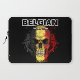 To The Core Collection: Belgium Laptop Sleeve