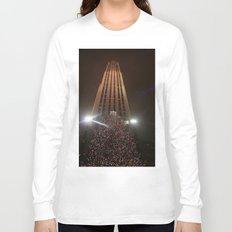Christmas At Rockefeller Long Sleeve T-shirt