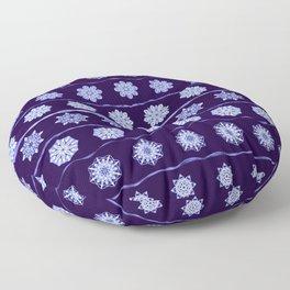 Iced Velvet 2 Floor Pillow