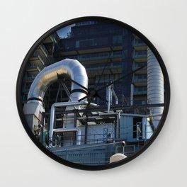 Seattle Industry Wall Clock