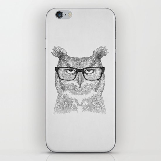 Earnest iPhone & iPod Skin
