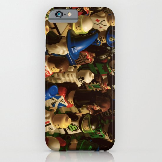 An Army of Imagination  iPhone & iPod Case