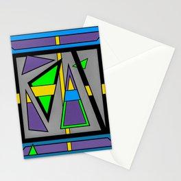 Shattered I Stationery Cards