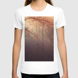 fall forest T-shirt