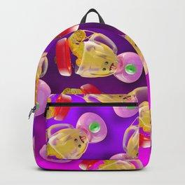 Lemmon juice Blender Backpack
