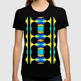 Suggestive silhouette T-shirt