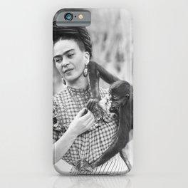 Frida and Fulang Chang iPhone Case