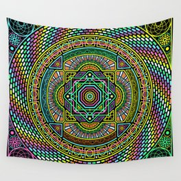 Endors Toi Wall Tapestry