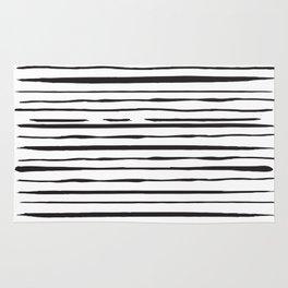 Chartreuse Stripes Rug