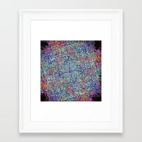 motivation Framed Art Prints featuring Motivation by Awesome Palette