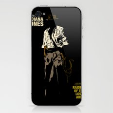 Indiana Jones: Raiders of the Lost Ark iPhone & iPod Skin