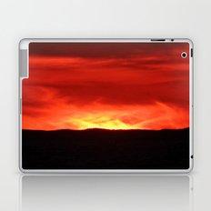 Flames From the Sun Laptop & iPad Skin
