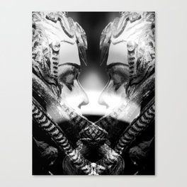 The Cover Canvas Print