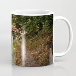 Towpath to Pewsey Bridge Coffee Mug