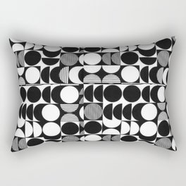 pattern motif 7 Rectangular Pillow