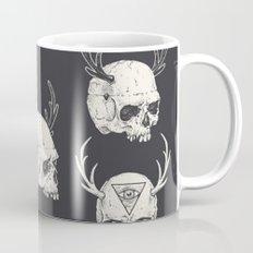skulls & horns Mug