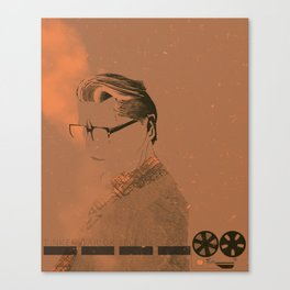 TINKER TAILOR SOLDIER SPY 1 Canvas Print