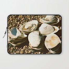 She sells seashells by the seashore Laptop Sleeve