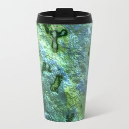 Turqoise Malachite Travel Mug
