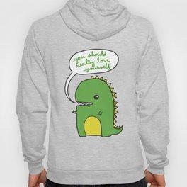 Dino Love Hoody