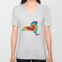 New York State of Mind Unisex V-Neck