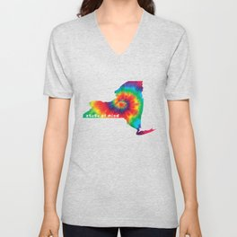 New York State of Mind Unisex V-Neck
