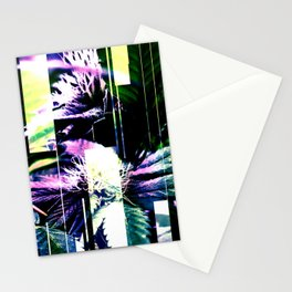 Pretty Greens Stationery Cards