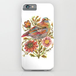 Feather Song iPhone Case
