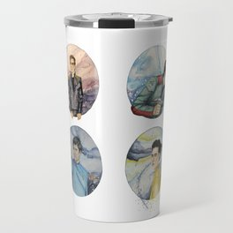 space crew Travel Mug