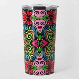 PATTERN-40 Travel Mug