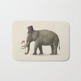 Elephant Day  Bath Mat