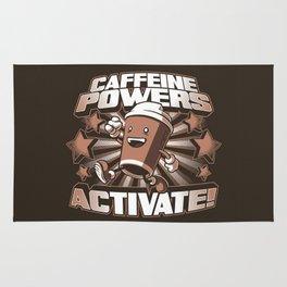 Caffeine Power Rug