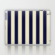 Navy Stripes Laptop & iPad Skin