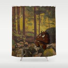 Shitmba Shower Curtain
