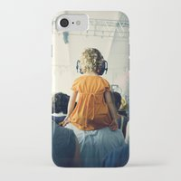 bon iver iPhone & iPod Cases featuring LuLu at Bon Iver by Pope Saint Victor