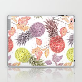 Juicy pineapple. Laptop & iPad Skin
