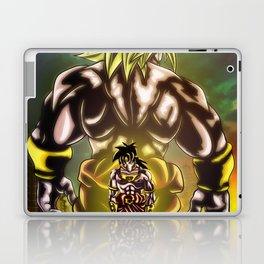 The Incredible Broly Laptop & iPad Skin