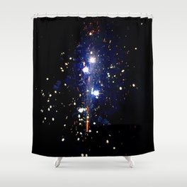 The big SheBANG Shower Curtain